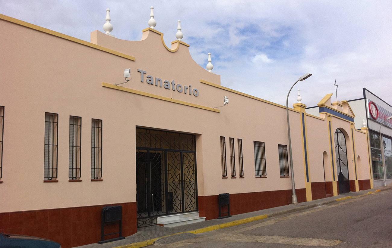 Tanatorio en Huelva